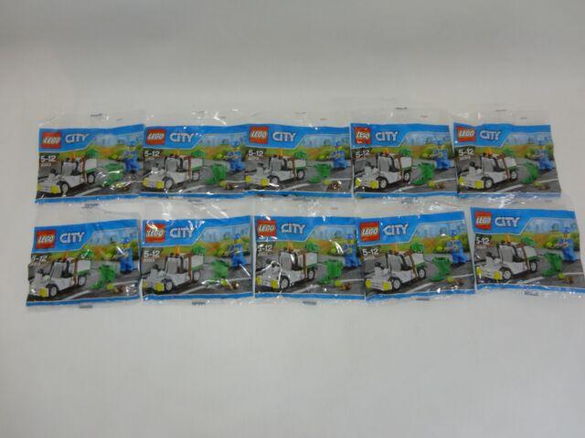 Lego City 60119 City Great Vehicles Ferry 34 cm long avec voiture /& 2 Mini Figures