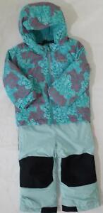 baf2367173fe2 Columbia Snowsuit Bib Pants Coat Jacket set Girls 2T Winter Warm ...