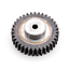 1-5Mod-12T-80T-Spur-Gear-With-Step-45-Steel-Motor-Pinion-Gear-With-Set-Screws thumbnail 3
