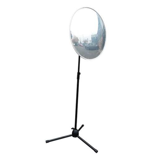 SMI1002 Floor Standing MOT Mirror 600mm Security Mirror Indoor//Outdoor Use