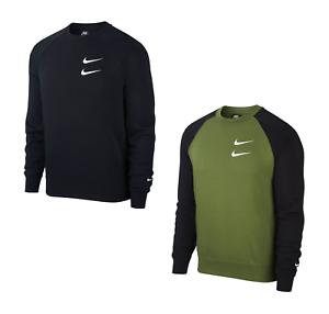 Nike Sportswear Sweatshirt Pullover Herren Pulli Jacke Rundhals Sport Sweater 24