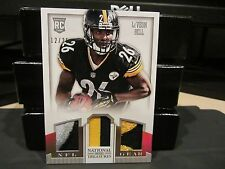 National Treasures NFL Gear Rookie Jersey Steelers Le'Veon Bell  12/25  2013