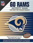 Go Rams Activity Book by Darla Hall (Paperback / softback, 2014)