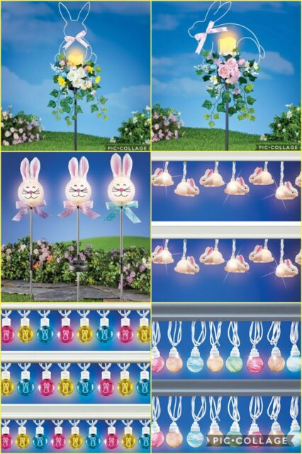 3 Multi-Coloured Solar Powered Outdoor Garden Novelty Gnome Lights For Flowerbeds Borders and Pathway Decorations