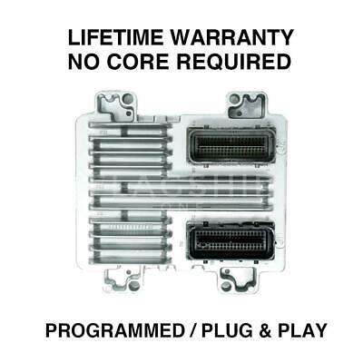 Engine Computer Programmed Plug&Play 2007 Chevy Tahoe 12605897 5 3L