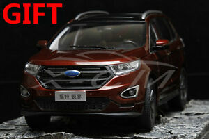 Image Is Loading Car Model Ford Edge Edge   Red