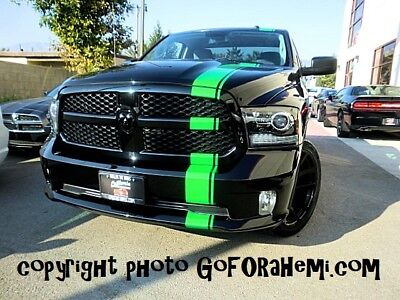 Dodge Ram Trucks MOPAR Style Racing Vinyl Stripe Graphic Decal Sticker 25 FEET