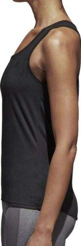 adidas ClimaLite Prime Womens Training Vest Tank Top Black