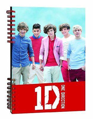 Sporting 1d One Direction Notizbuch Journal Foto Frühen Tagen Vorstellen Amts