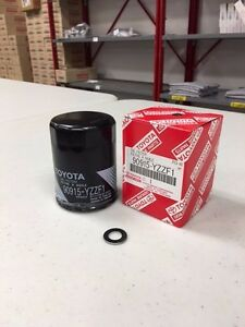 ten  10  90915 yzzf1 genuine toyota oil filters w  drain Oil Filter Wrench Replacing Oil Filter Gasket