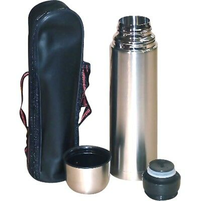 Stainless Stee 1.0LTR Vide Thermos Fiole ISOTHERME THERMOS FIOLE