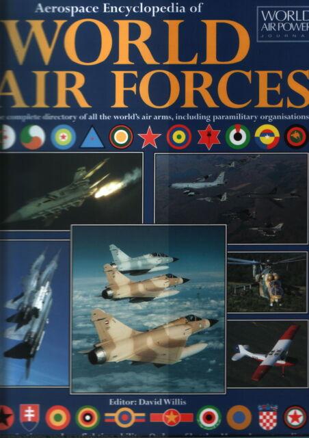 Aerospace Encyclopedia of World Air Forces (WAPJ) - New Copy