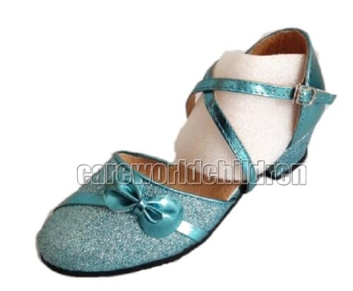 Fashion Princess Costume Cosplay Girls Sandals Casual Shoes High-heeled Shoes