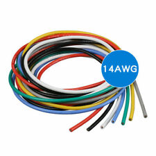 16 18 20-28AWG Silicone Wire Cable Copper Line Tinned Flexible Stranded 2//5//10M