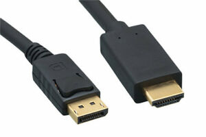 3Ft-15Ft-DisplayPort-Display-Port-DP-1-2-to-4K-HDMI-M-M-28-AWG-Cable-PC-Mac-HDTV