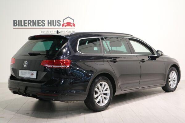 VW Passat 1,4 TSi 150 Comfort Prem. Vari DSG - billede 1