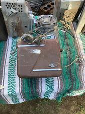1937 1938 Chevrolet Chevy Accessory Radio Bomb Gm 37 38 Original Og Hot Rat Rod