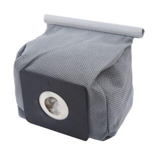 3pcs universal cloth bag washable reusable vacuum cleaner dust bags suitable for