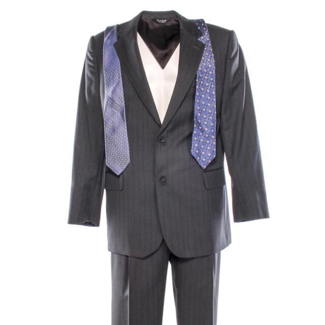 House of Cards Bob Birch Larry Pine Screen Worn Suit & Tie Set Ep 303 & 305
