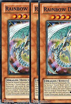 NM YuGiOh Rainbow Neos Common RYMP-EN019 MIXED Edition