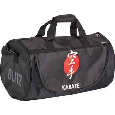 colore nero borsone per Shotokan//karate arti marziali Blitz