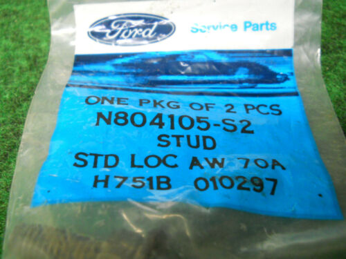 FORD N804105-S2 Stud Lot of 2