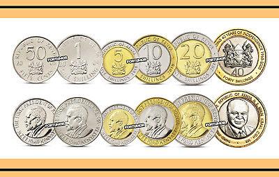 bimetallic 10 20  shillings 2010 kenia 5