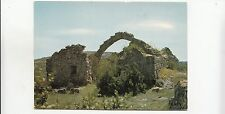 BF28753 grands causses ruines d une petite jasse  france  front/back image