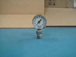 Ashcroft-B20595-06-Gauge-0-100psi-Used-Pressure-Gauge