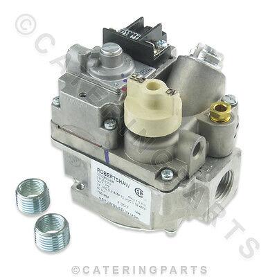24V ROBERTSHAW 1//2 INCH GAS VALVE 7000BER S7CL 446501564 6.7 W.C 24VOLT