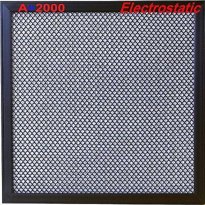 Washable Permanent Lifetime Warr. 12x27x1 Electrostatic Furnace A//C Air Filter