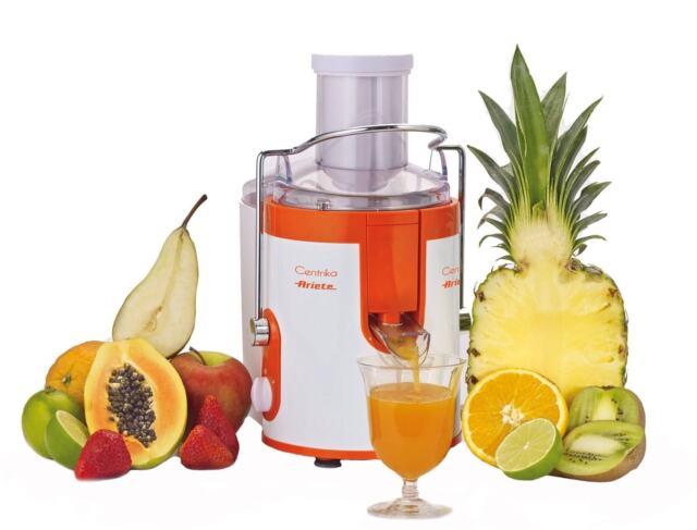 Centrifuga Ariete Centrika orange succhi centrifugati frutta verdura 175 - Rotex