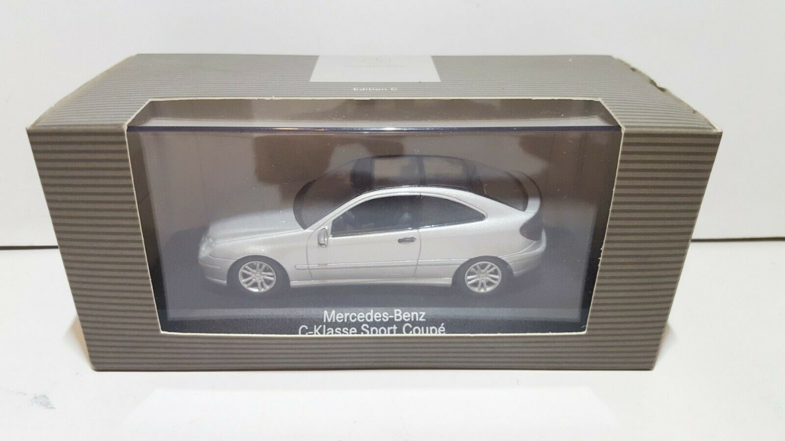 Minichamps B6 B6 B6 696 1916 Mercedes Benz C-class Sport Coupe 1 43 MIB OVP Dealer d96d40
