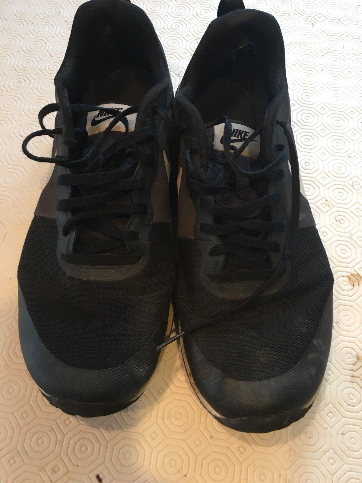 Mens Nike UK Size Black 10 Black Size Trainers 6e77fe