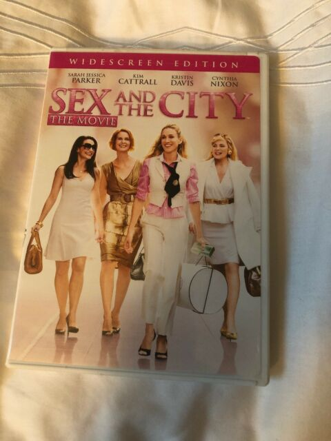 Sex and the City - The Movie (DVD, 2008, Widescreen)