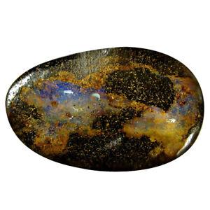 22-93-ct-Fancy-28x18-mm-Play-of-Colors-Australian-Koroit-Boulder-Opal-Gemstone