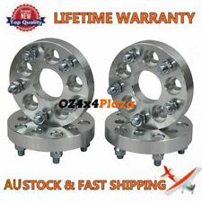 2PCS Wheel Spacers For Holden Commodore 5x120 7//16 77mm 25mm 5 Lugs