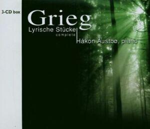 HAKON-AUSTBOE-LYRISCHE-STUCKE-COMPLETE-3-CD-NEU-GRIEG-EDVARD-HAGERUP