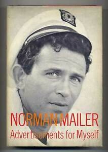 Norman-MAILER-Advertisements-for-Myself-First-Edition-1959