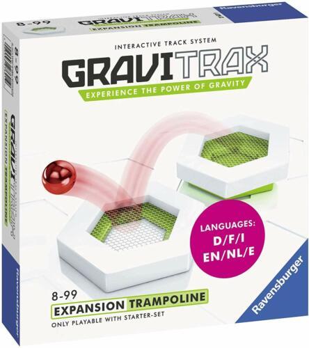 RAVENSBURGER GRAVITRAX EXPANSION TRAMPOLINE Tappeti Elastici 27621