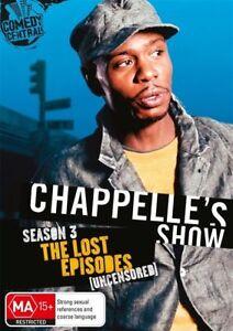 chappelle s show the lost episodes season 3 dvd 2010 ebay details about chappelle s show the lost episodes season 3 dvd 2010