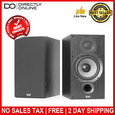 High Performance Debut B62 Bookshelf 2x Speakers 1 Pair Music Audio Sound Black