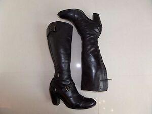 About Knee Details Winter Designer Real Heel Trialmaster Leather Belstaff Boots 4 High OP8wnNkX0