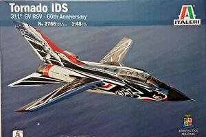 Panavia-Tornado-IDS-311-GV-RSV-60th-Anniversary-Italeri-Kit-1-48-2766-Nuovo