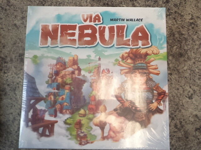 Via Nebula - Asmodee Games Board Game New