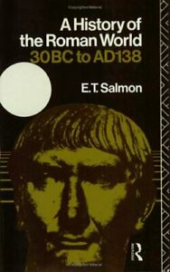 History-of-the-Roman-World-from-30-B-C-to-A-D-138-Paperback-E-T-Salmon
