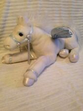 Retired HTF 2003 Sapphire the Pegasus Plush.  Breyer Animal Creations. About 16""
