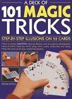 a Deck of 101 Magic Tricks Step-by-step Illusions on 52 Cards Vol 1 Einhorn N