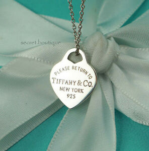AUTHENTIC-Tiffany-amp-Co-Small-Return-to-Tiffany-Heart-Necklace-16-5-034-894