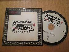 Brandon Flowers – Crossfire - UK 1 Track CD Promo 2010
